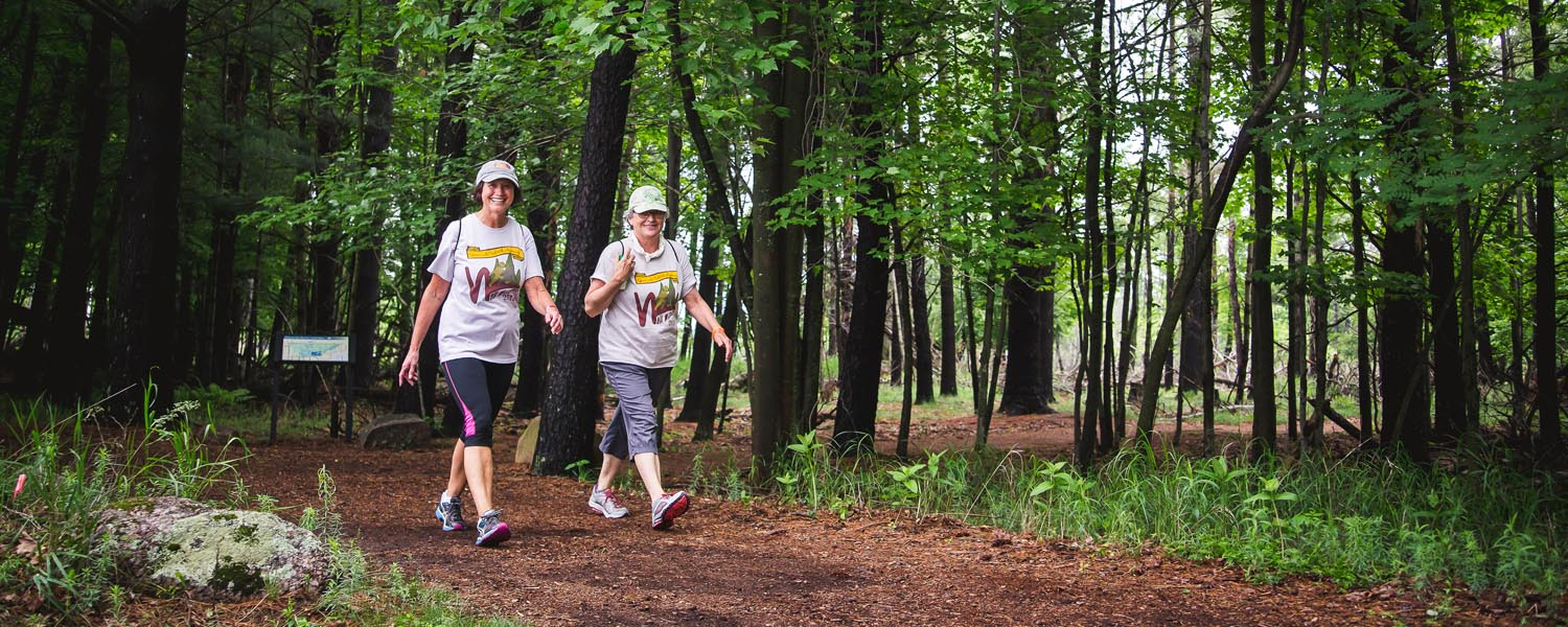 walk wisconsin active portage county